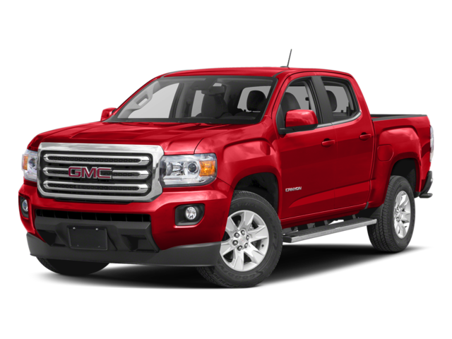 2017 GMC Canyon SLE 4x4 SLE 4dr Crew Cab 6 ft. LB