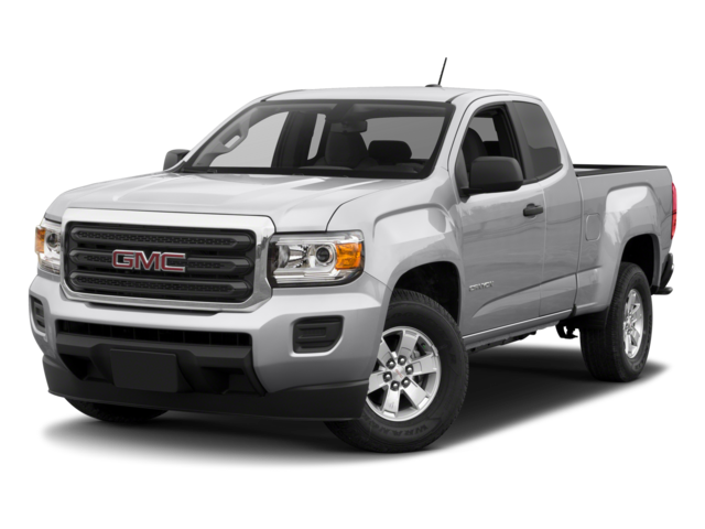 2017 GMC Canyon Base 4x2 Base 4dr Extended Cab 6 ft. LB