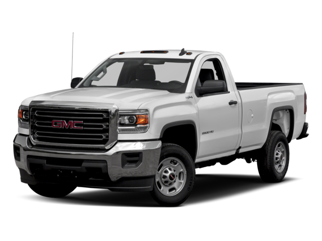 2017 GMC Sierra 2500HD Base Regular Cab Pickup - Long Bed