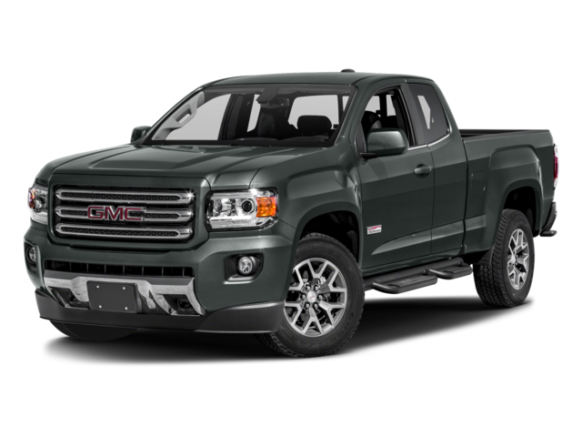 2017 GMC Canyon SLE Truck