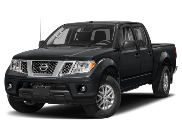 2021 Nissan Frontier Crew Cab 4x4 SV Auto