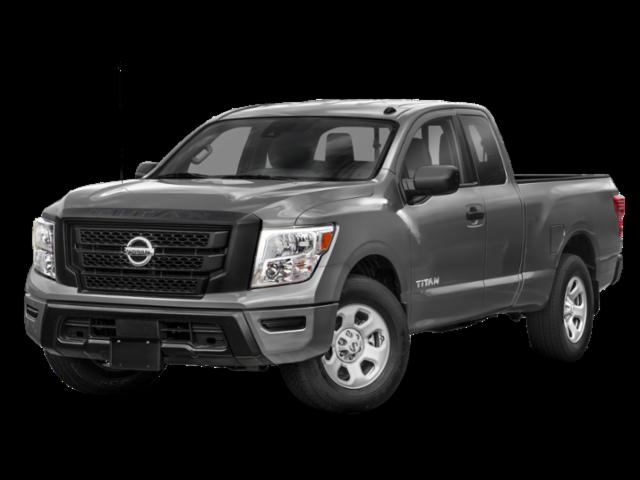 2021 Nissan Titan Platinum Reserve Crew Cab Pickup