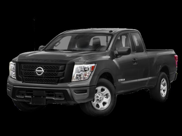 2021 Nissan Titan SV Extended Cab Pickup