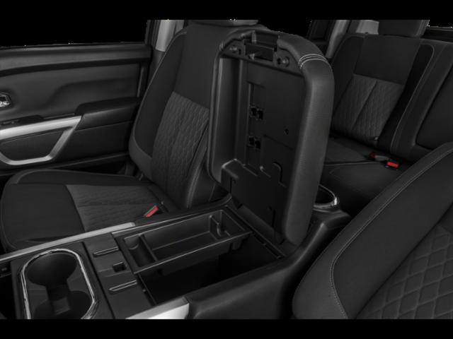 New 2021 Nissan Titan SV