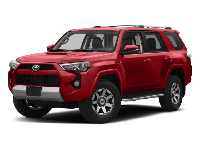 2018 Toyota 4Runner 4x4 TRD Off Road V6