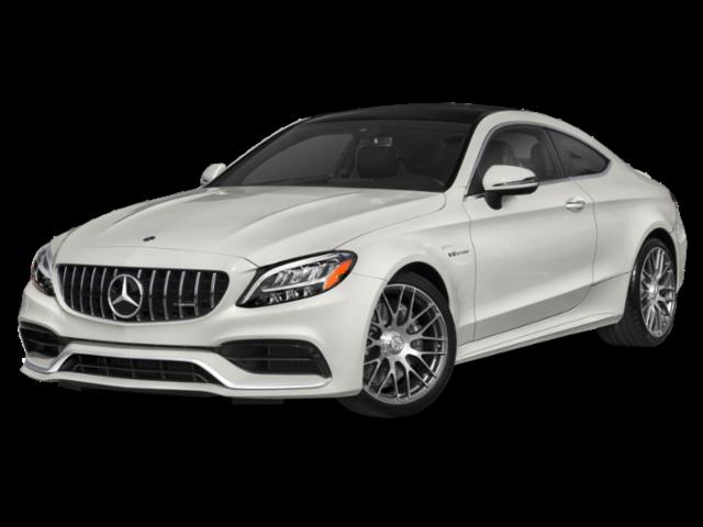 2021 Mercedes-Benz C-Class AMG® C 63 2dr Car
