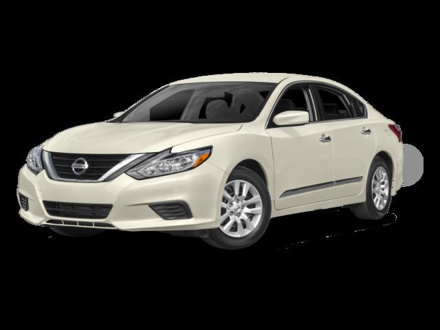 2016 Nissan Altima 2.5 SV 4D Sedan