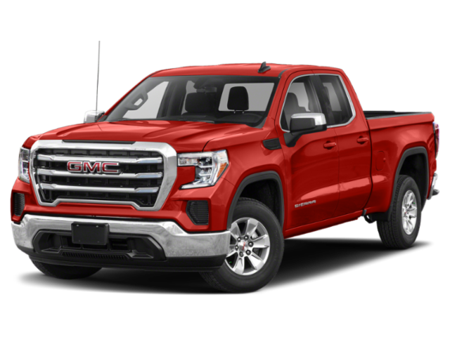 2019 GMC Sierra 1500 AT4 4D Crew Cab