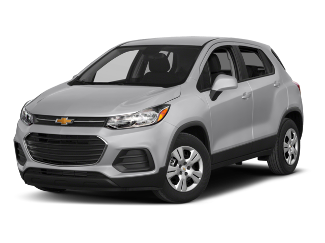 2017 Chevrolet Trax LS AWD LS 4dr Crossover w/1LS