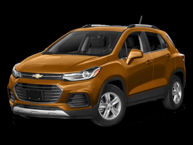 2017 Chevrolet Trax LT Sport Utility