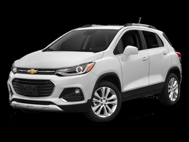 2017 Chevrolet Trax Premier 4D Sport Utility