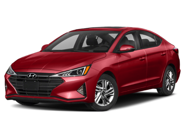 2019 Hyundai Elantra Ultimate Auto Sedan