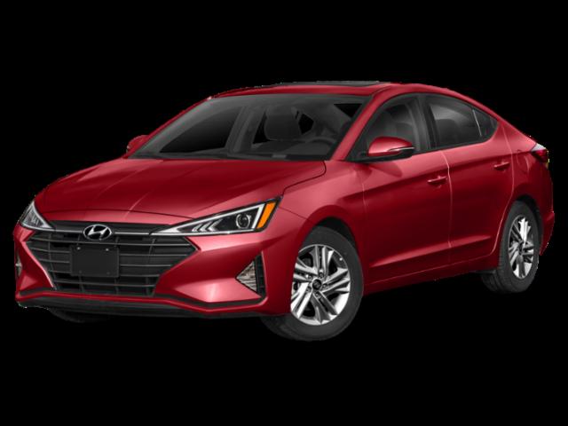2019 Hyundai Elantra Limited 4D Sedan
