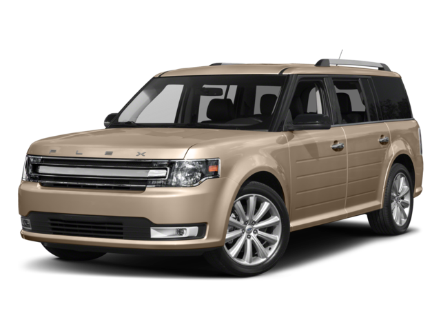 2018 Ford Flex Limited 4D Sport Utility