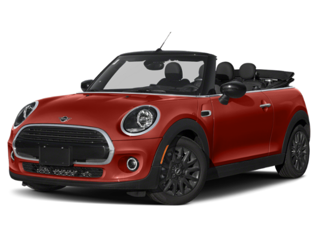 2020 MINI Convertible Iconic 2D Convertible