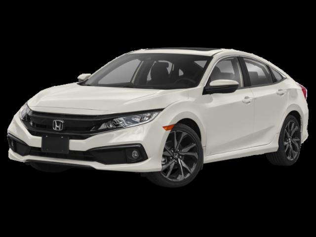 New 2020 Honda Civic Sedan Sport CVT