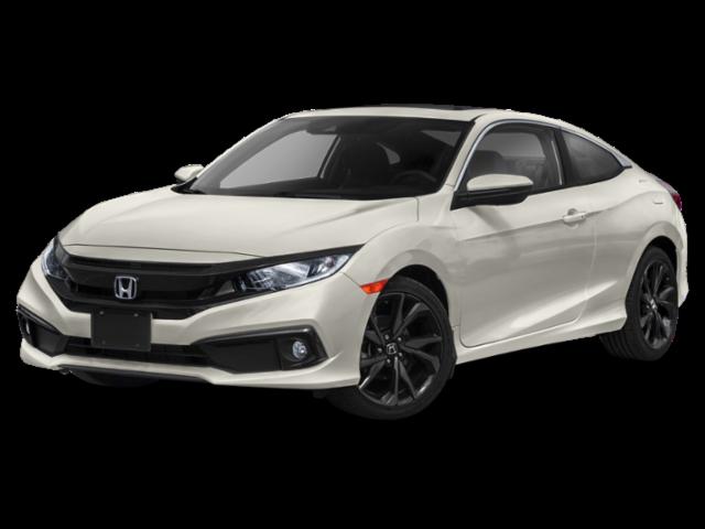 New 2020 Honda Civic Coupe Sport Manual