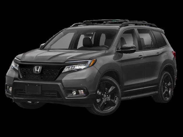 New 2020 Honda Passport Elite