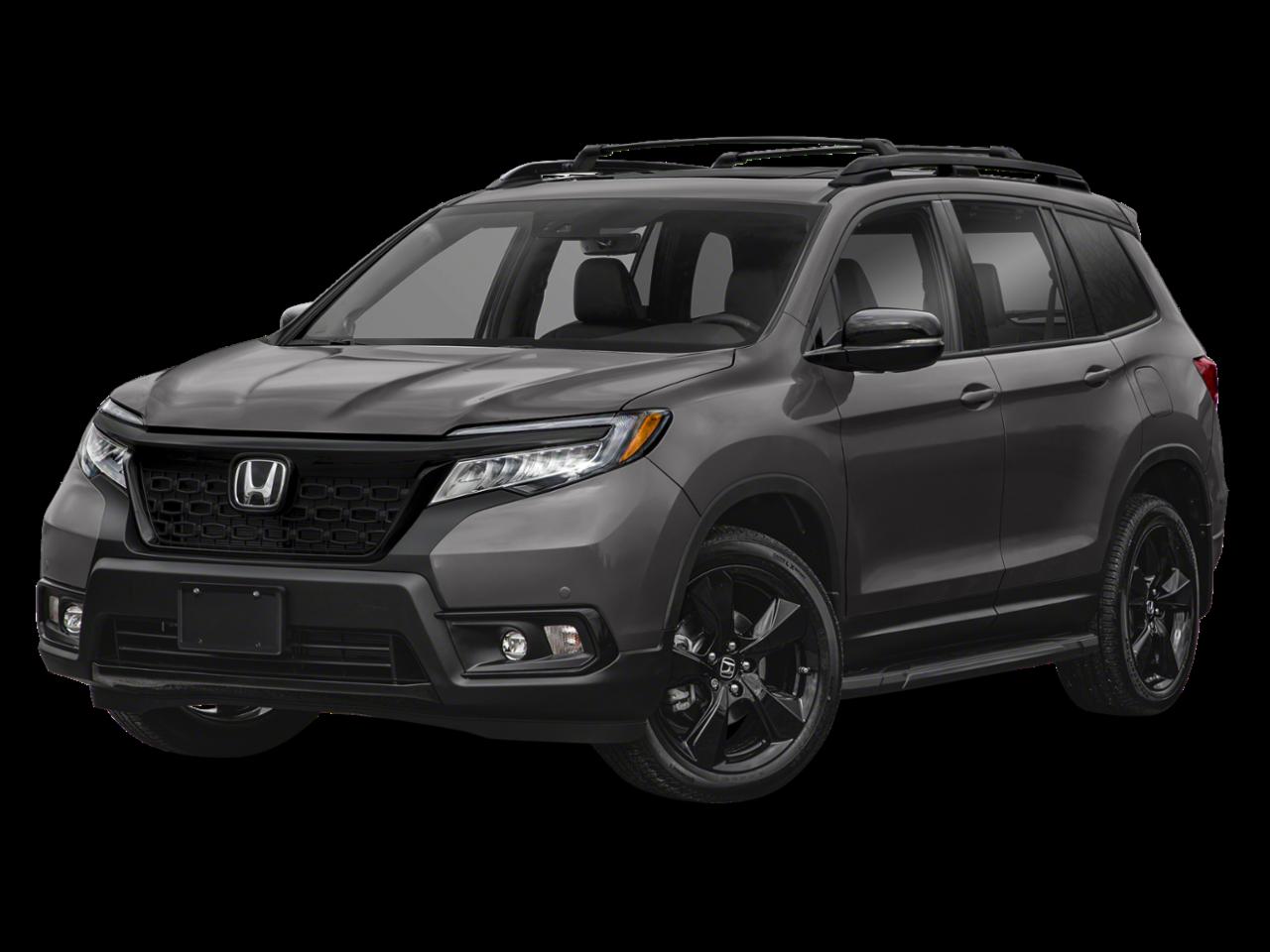 New 2020 Honda Passport Elite AWD