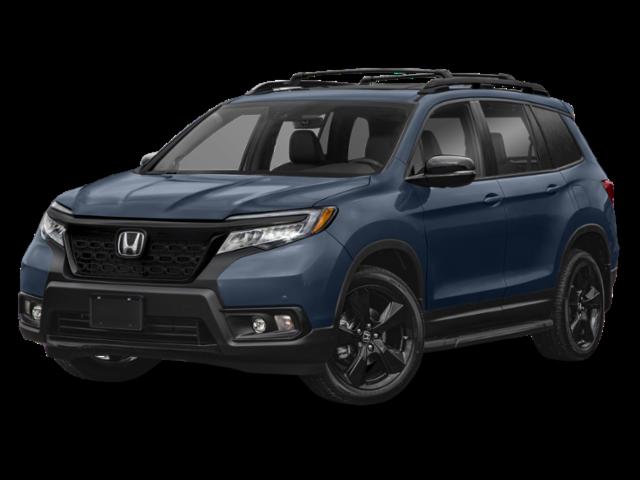 New 2020 Honda Passport AWD ELITE