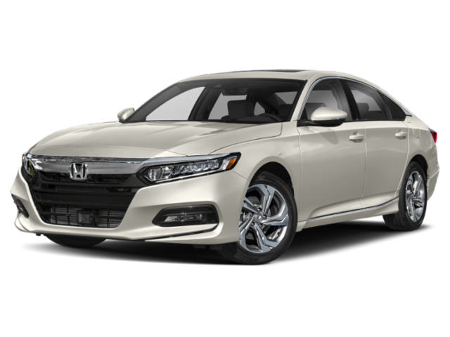 New 2020 Honda Accord Sedan EX-L CVT