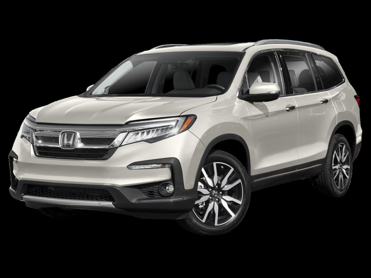New 2020 Honda Pilot Touring 8-Passenger AWD
