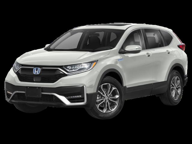 New 2020 Honda CR-V Hybrid EX