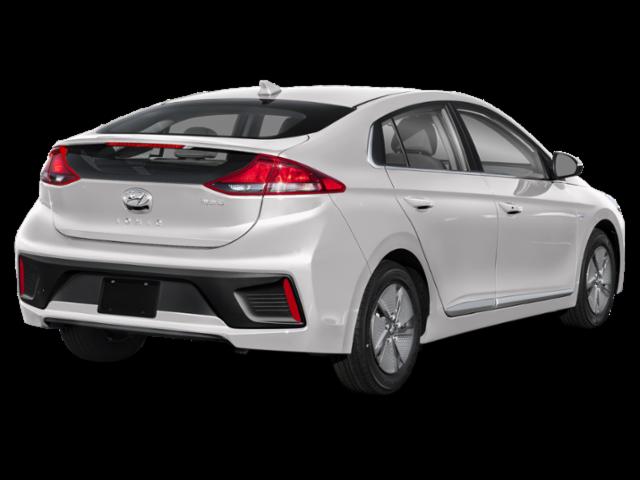 New 2020 Hyundai Ioniq Hybrid SE