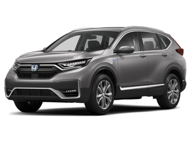 New 2020 Honda CR-V Hybrid Touring With Navigation & AWD