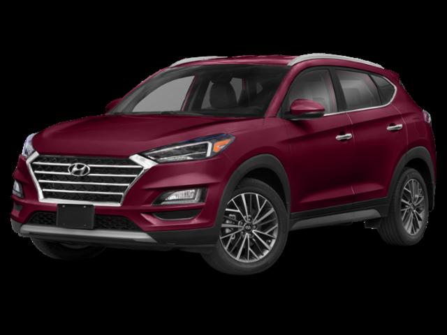 New 2020 Hyundai Tucson Limited