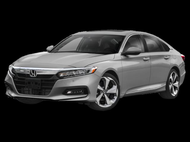New 2020 Honda Accord Sedan Touring With Navigation