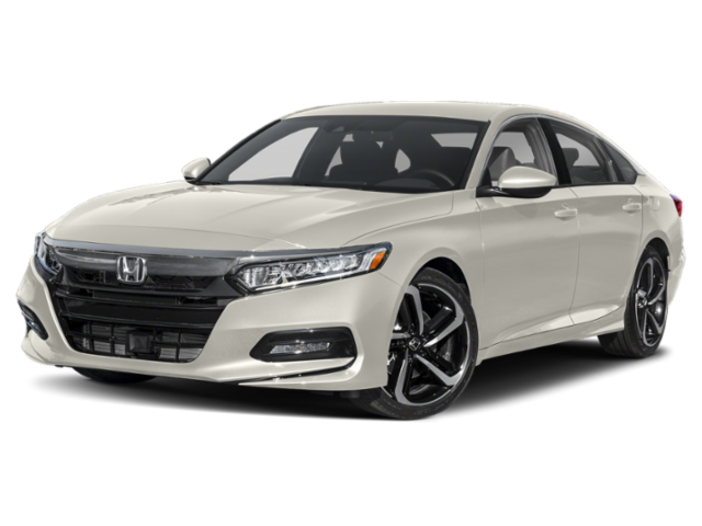 New 2020 Honda Accord Sedan Sport CVT