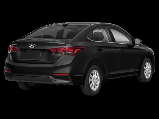 New 2020 Hyundai Accent SEL