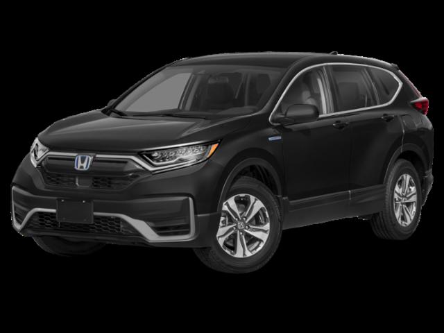 New 2020 Honda CR-V Hybrid LX AWD