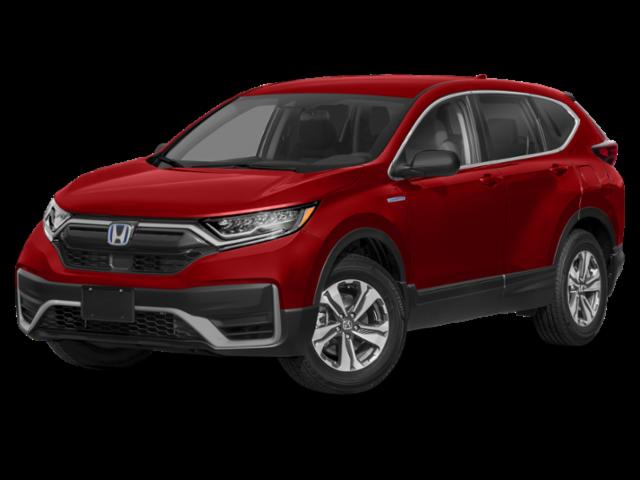 New 2020 Honda CR-V Hybrid LX