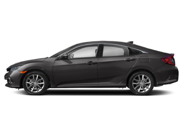 New 2020 Honda Civic Sedan EX-L