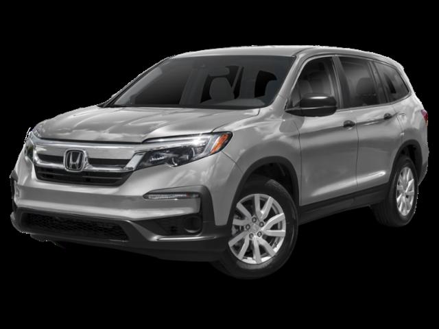 New 2020 Honda Pilot LX
