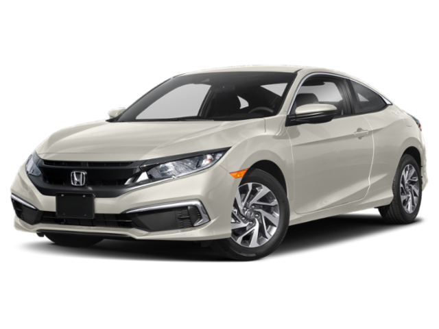 2020 Honda Civic LX CVT Coupe Lease Deals