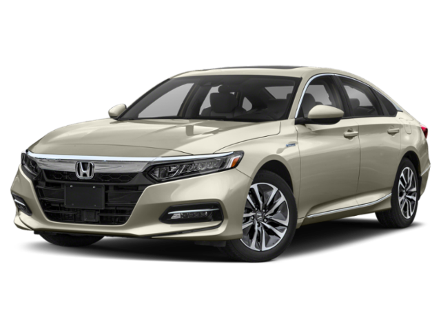 New 2020 Honda Accord Hybrid EX