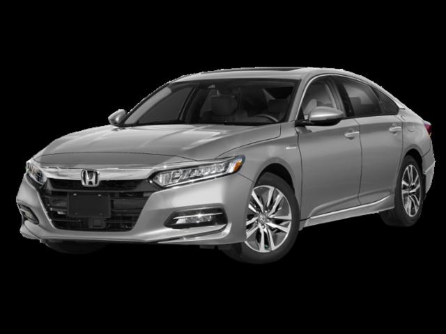 New 2020 Honda Accord Hybrid EX-L