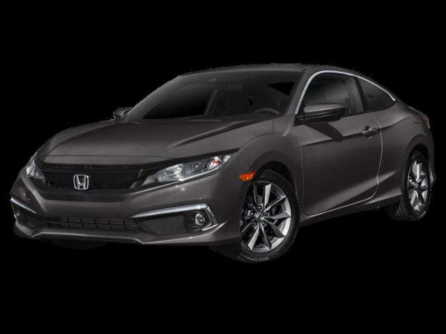 New 2020 Honda Civic Coupe EX