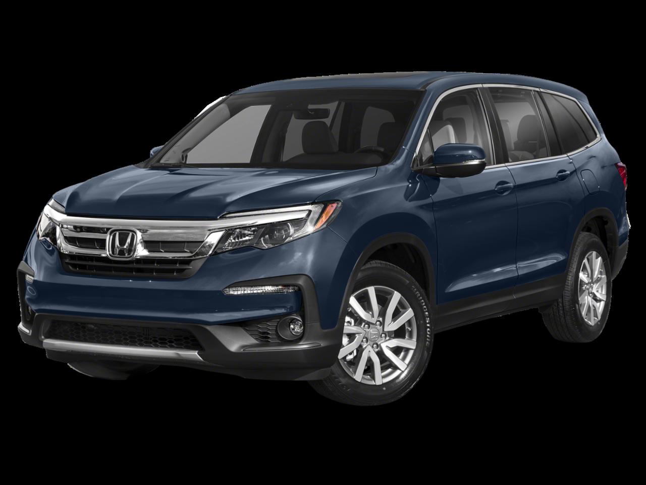 New 2020 Honda Pilot EX-L w/Navi & RES AWD