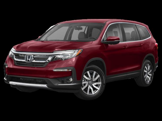 New 2020 Honda Pilot EX