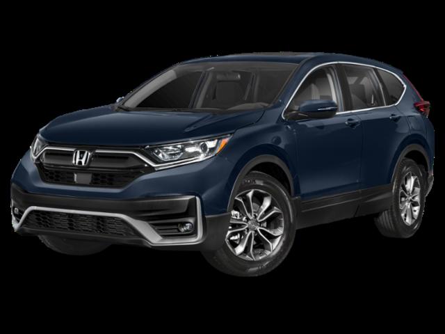 New 2020 Honda CR-V Touring 4WD