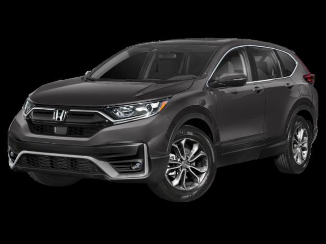 New 2020 Honda CR-V EX-L 4WD