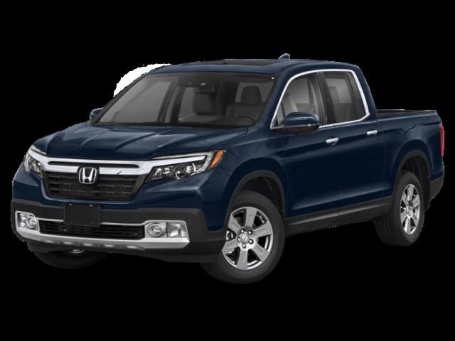 New 2020 Honda Ridgeline RTL-E With Navigation & AWD
