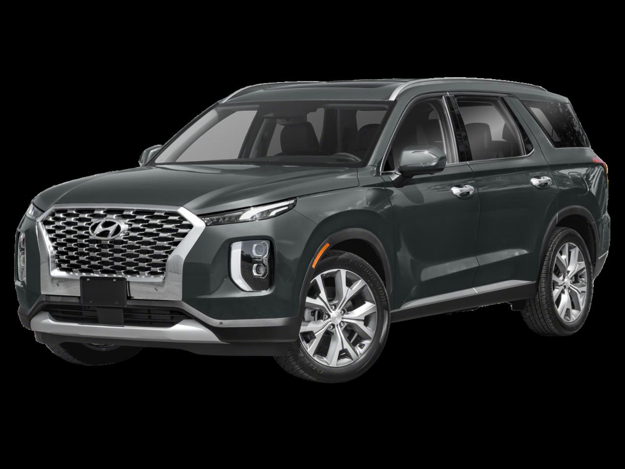 2020 Hyundai Palisade Limited With Navigation & AWD