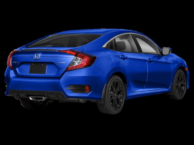 New 2020 Honda Civic Sedan Sport