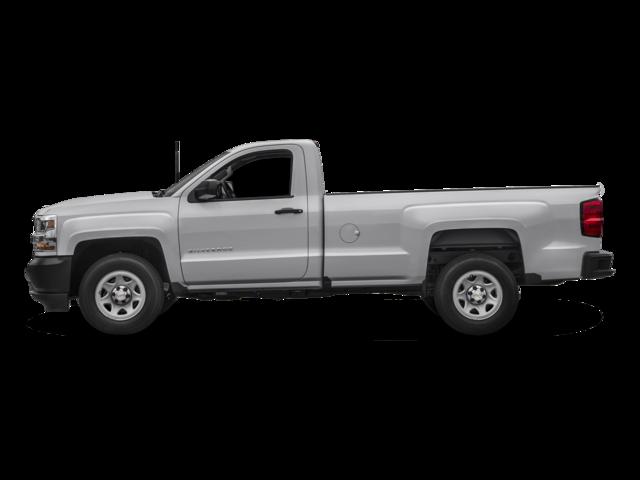 New 2018 Chevrolet Silverado 1500 WT