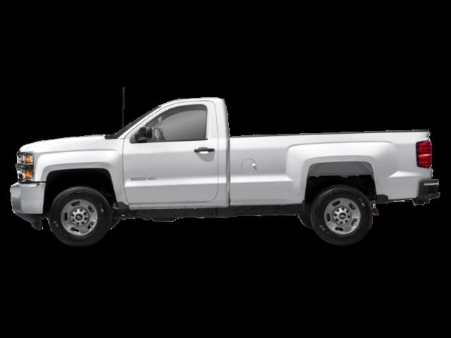 New 2018 Chevrolet Silverado 2500HD Work Truck